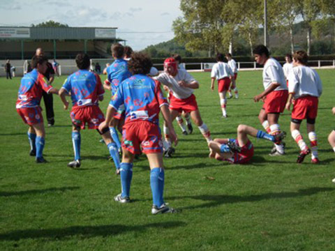OCT GROUPAMA ST SULP U15