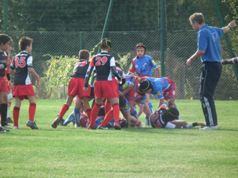 OCT GROUPAMA ST SULP U13
