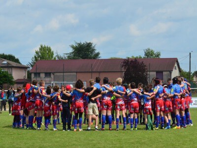 Auto Motivation avant le tournoi de St Sulpice (05/2015)